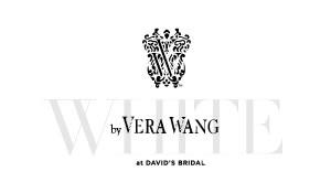 White by Vera Wang : New Bridal, Bridesmaid and Shoe ... Vera Wang White Logo