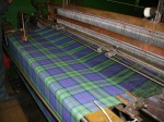 Hororata Tartan Loom Scottish Textiles