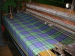 Hororata Tartan Loom Scottish Textiles