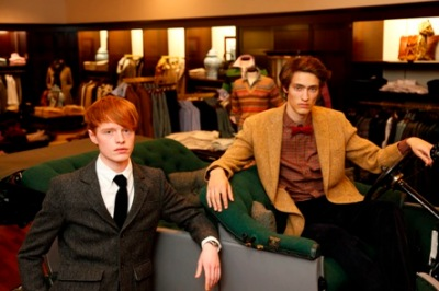 Scots Bring Centuries Style World-Famous Brooks Brothers