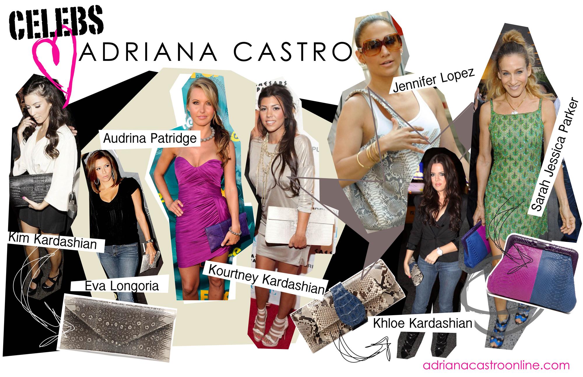 Adriana Castro Fall 2012 Collection