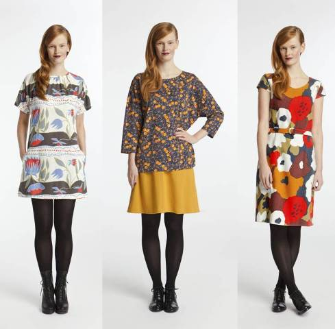 Back to school fashion by marimekko 2012 fashion blog for Fashion academy