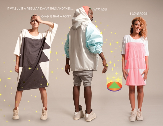 Future Fashion Now from RHLS