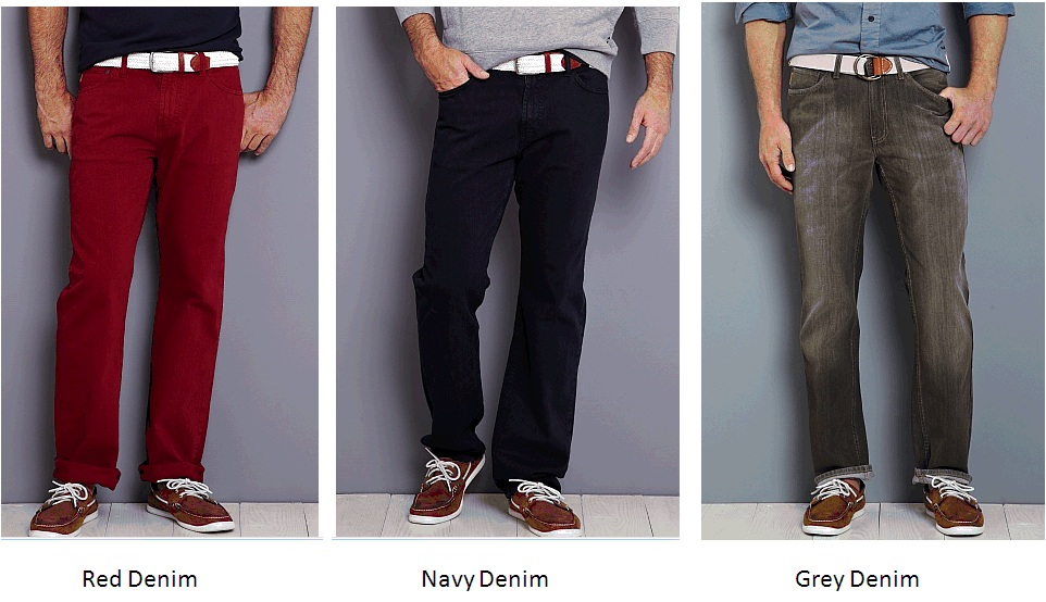Colored Men Pants | Pant So