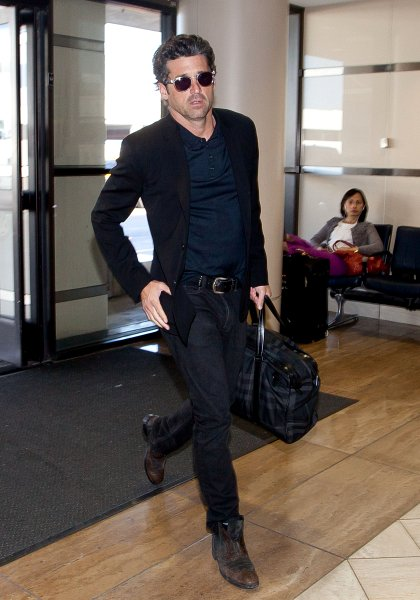 Patrick Dempsey Wore John Varvatos V774 Shades Fashion Blog From