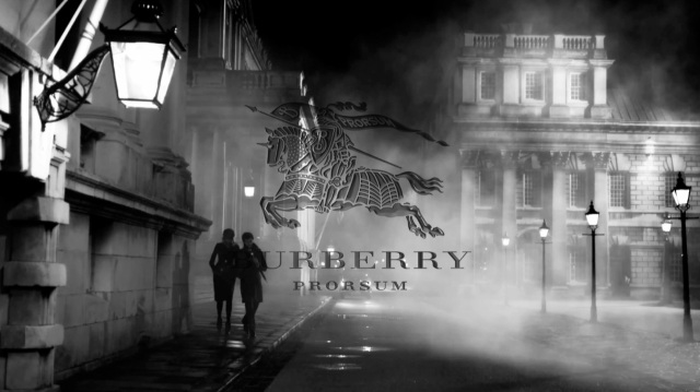 Burberry Prorsum Year in Review 2012