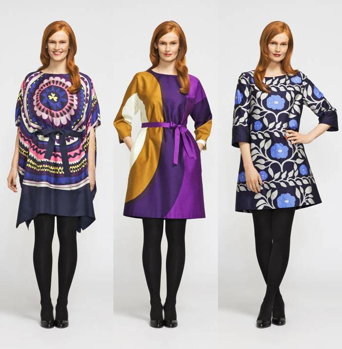 Marimekko Holiday Fashion And Accessories For 2012 Fashion Blog From The Fashion Blogger