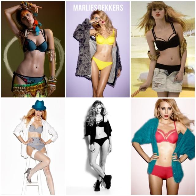Marlies Dekkers lingerie 2013