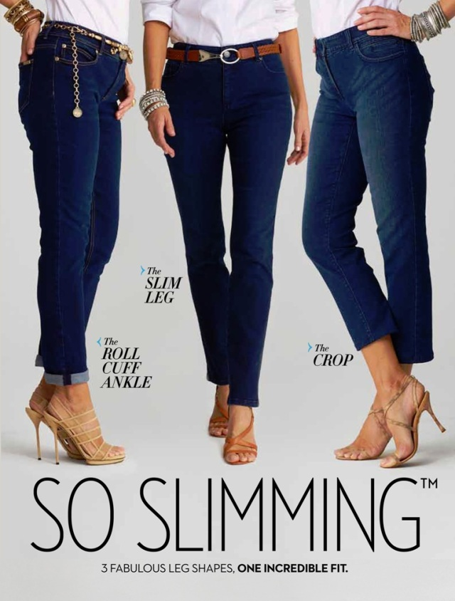 So Slimming jeans chicos