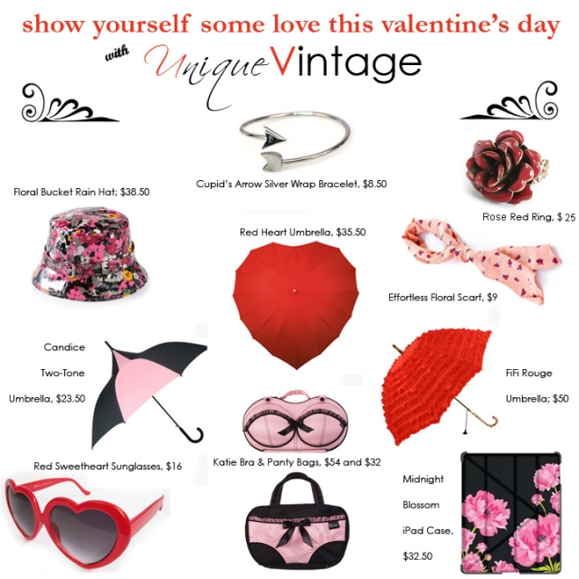 Valentines Day 2013 Vintage fashion ideas