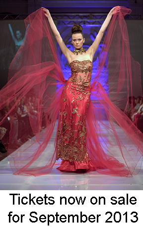 Couture fashion week coming september 2013