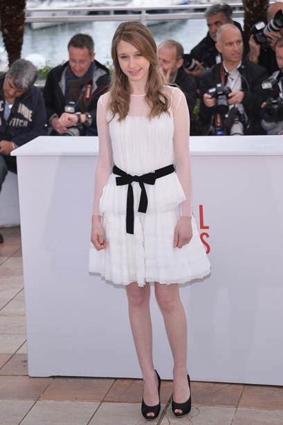 Taissa Farmiga May 2013