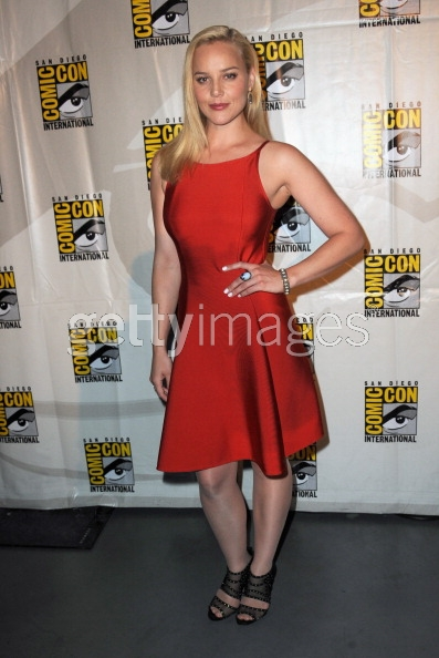 Abbie Cornish Comic-Con 2013