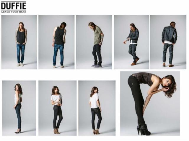 Duffie fashion brand