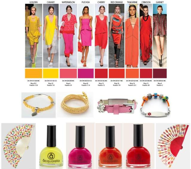 summer style colors 2014